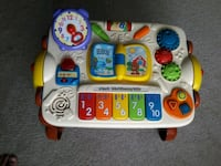 VTech 2 in 1 Discovery Table Columbus