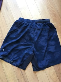 3 lululemon athletica Surge shorts 467 km
