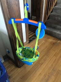 Baby Einstein swing