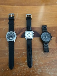 3 Fossil watches Vaughan, L4H 1A3