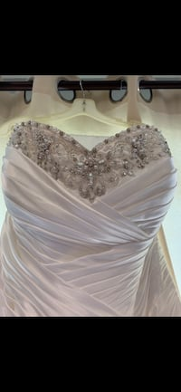 Mori Lee Wedding Gown - Size 18 W