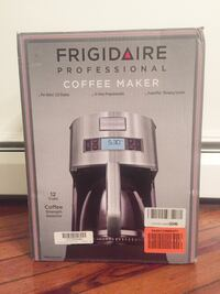 New in Box Frigidaire Professional Coffee Maker Washington, 20003