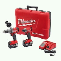 Milwaukee M18 Fuel cordless drill Burnaby, V5J 4H3