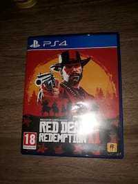 Red dead redemption ps4 Bursa