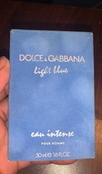 Dolce and gabbanna cologne  Detroit
