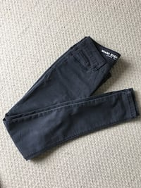 Women's dark grey jeans almost newb Ottawa, K1W 0A8