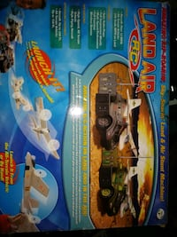 Vintage Land Air RC made by MGA Entertainment 2003 Mount Airy, 21771