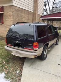 Mercury - Mountaineer - 2000 Detroit