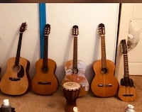 Guitar collection Englewood, 80111