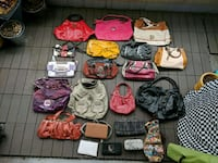 21 purses for 100 or best offer!  North Vancouver