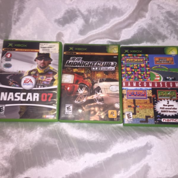 Xbox Video Game