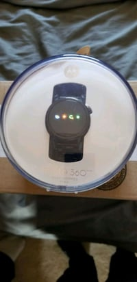 Moto 360 smart watch 2nd Generation