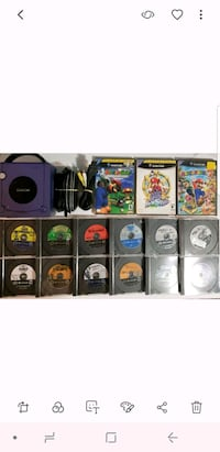 Nintendo Gamecube, Games and More!!
