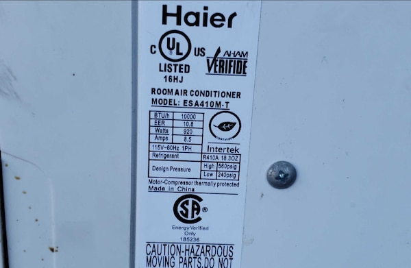 Used and new air cooler in Santa Ana - letgo Haier Esa Wiring Diagram on