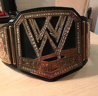 WWE Championship Replica Title Belt  505 km