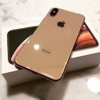 """Iphone XS Max """"Gold"""" New York"""