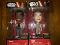 Star wars bobbleheads