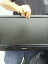 black sansui flat screen tv Dayton, 45424