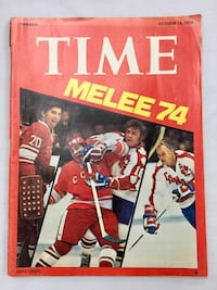 Time and sports illustrated magazines Niagara Falls, L2E 1Y7