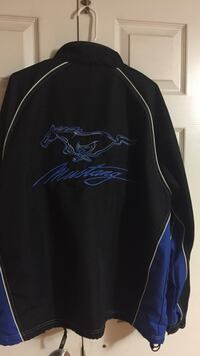 Black and blue ford mustang jacket Vaughan, L6A 1H2