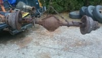 REAR END ASSEM.AND FRONT (I.F.S.) AXLE Doylestown, 53928