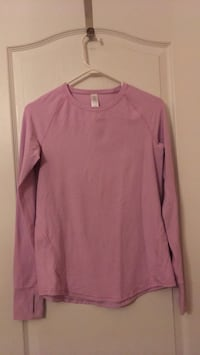 Ivivva pink long sleeve