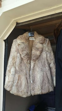 Rabbit Fur coat Madison, 35758
