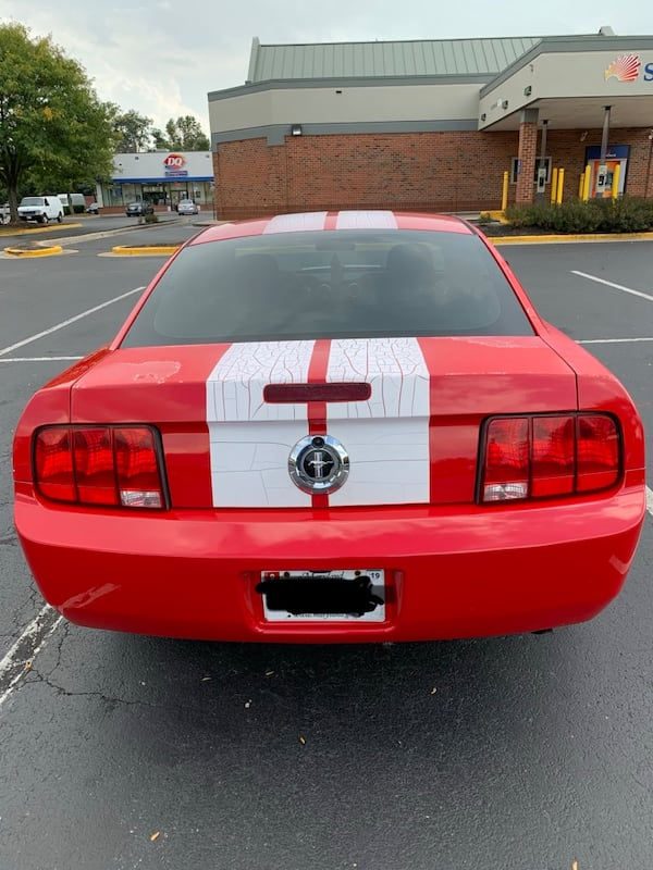 2007 Ford Mustang 3290eb9c-4ce0-4756-944b-21f73f801fc5