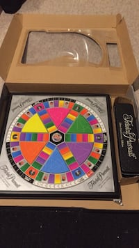 25th Anniversary Trivial Pursuit Coffee Table game Oakville, L6H 6T1