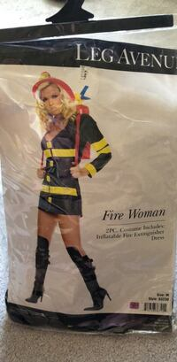 Fire Woman costume Washington, 20003
