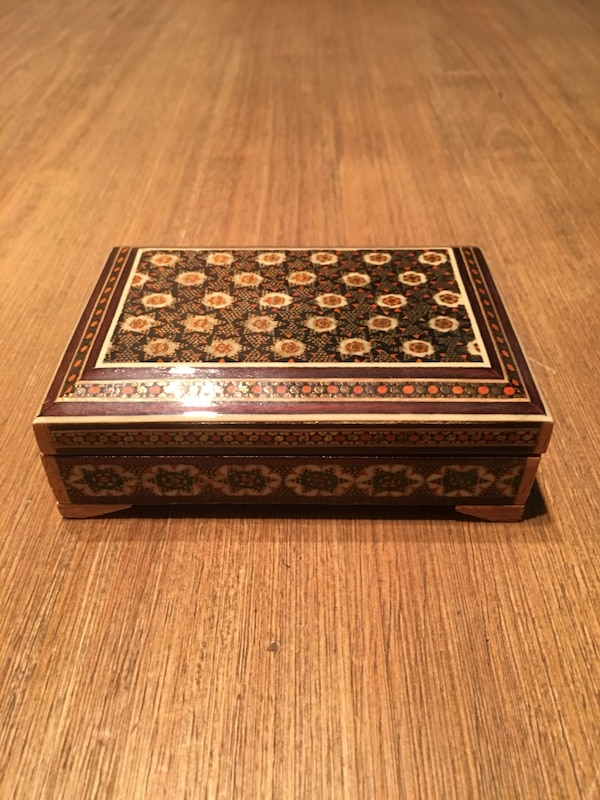 Turkish Handcrafted Box