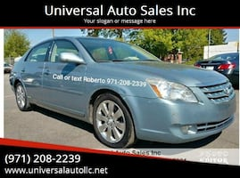 2006 Toyota Avalon XLS 4dr Sedan