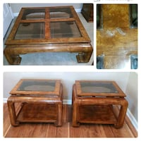 Coffee table & 2 end tables  Commerce, 30529