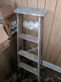 Sturdy and Durable Wooden Ladders  Springfield, 65802