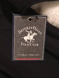 Polo long sleeve men's shirt