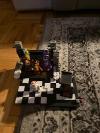 LEGO Five nights at freddy's mini place place  Mississauga, L4Y 3M5