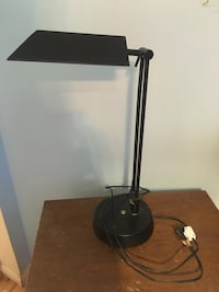 black and gray table lamp 溫哥華, V6E 1H1