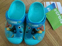 Brand new Crocs 10/11 kids