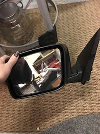 Driver side rear view mirror Nissan rogue