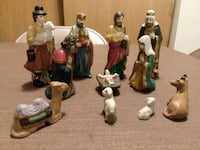 Nativity set  Traverse City, 49686