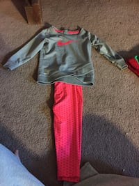 18 months girls Nike outfit. Brand new Watsontown, 17777