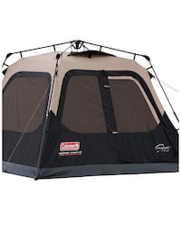 Instant 4 person tent used once  Regina, S4V