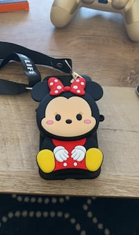 Minnie Mouse iPhone 7/8 case Toronto, M6H 4H4