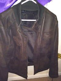 TCM UK leather Jacket lg Saint Petersburg