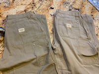 Work pants by Columbia 34 x 34 Poughquag, 12570