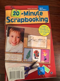 Scrapbooking Idea Book Oakville, L6L 4X4