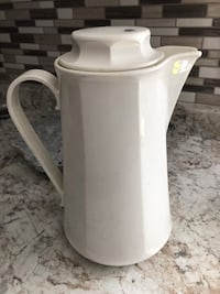 White thermal carafe Rochester, 14609