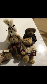 Boyd's bear 4.50 each.. the one crossed out is sold Newark, 19702