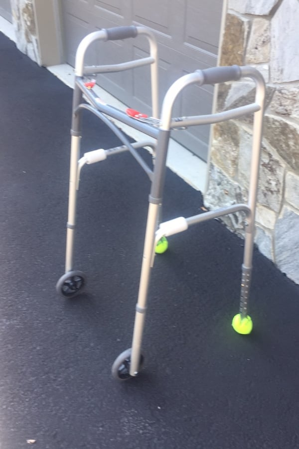 Walker, 4pronged cane & bike - great equipment for recovery & senior citizens  c897d2e1-7fd9-4493-863c-e87e8e436dae