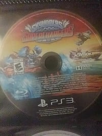 Sony PS3 super chargers sky landers